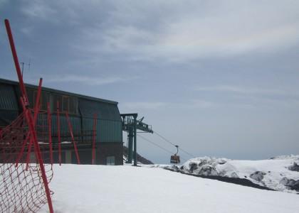 База La Montagniola, высота 2550 метров
